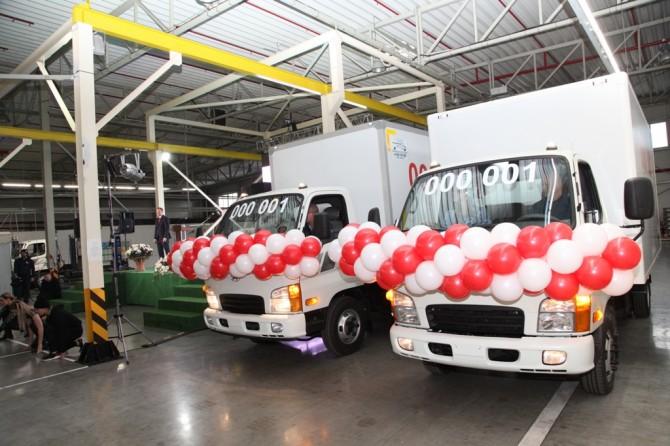 «Автотор» начал выпуск двух новых коммерческих автомобилей Hyundai по полному циклу