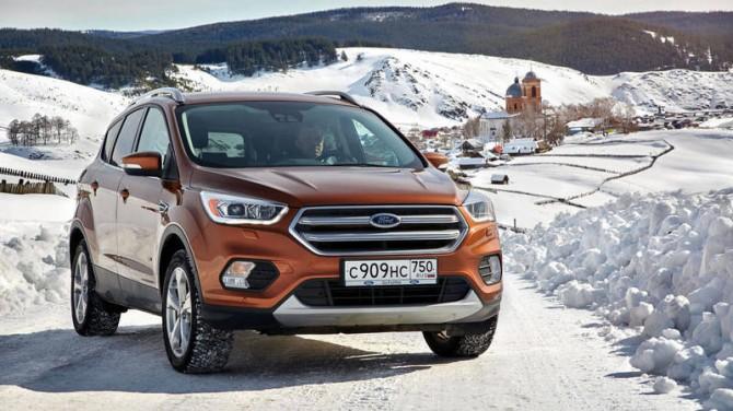 Большинство российских покупателей Ford предпочитают кредиты сроком на 3 года