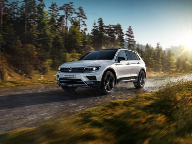 Volkswagen Tiguan OFFROAD(2)