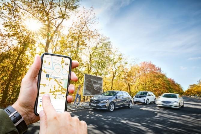 BMW и Daimler создают СП в сфере городской мобильности