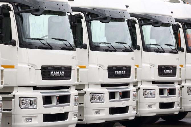 КАМАЗ поставил партию тягачей для транспортной компании «ТранКо»