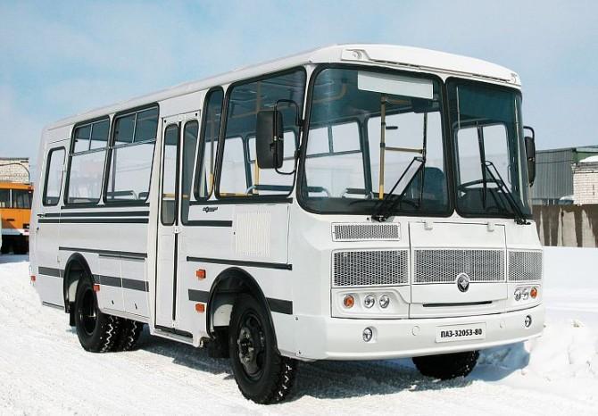 Российский рынок новых автобусов растет третий месяц подряд