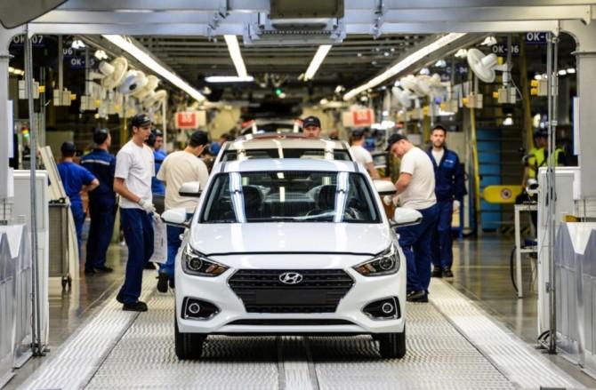 Hyundai conveyor 2019