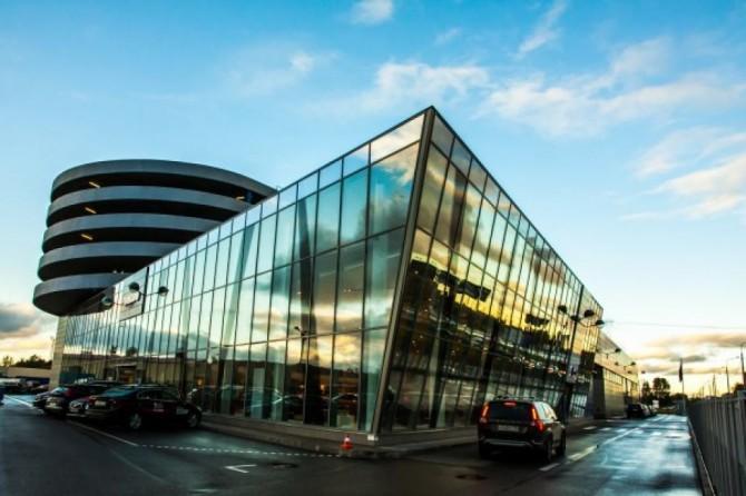 «Свид-Мобиль» продает свои автоцентры Volvo в Петербурге