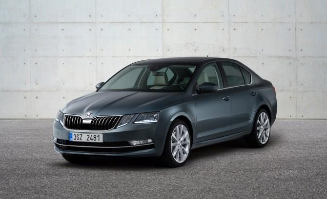 Skoda объявила скидки на свои автомобили в феврале