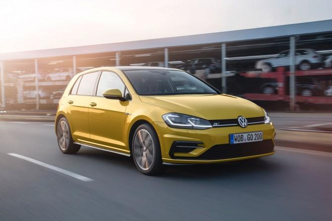 Volkswagen Golf в 2018 году остался самой продаваемой моделью в Европе