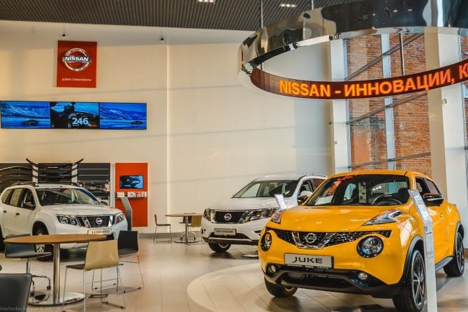 Nissan сохраняет дилерскую сеть во всех ключевых регионах России