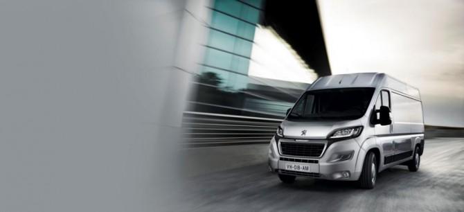 Peugeot Boxer и Citroen Jumper предлагаются в лизинг со скидкой