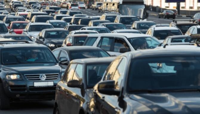 Иномарки заняли 62% российского парка легковых машин