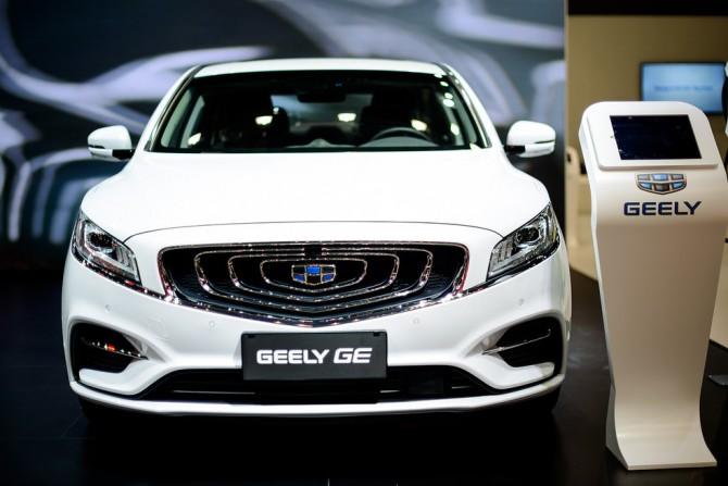 Geely привезет в Россию три новых модели