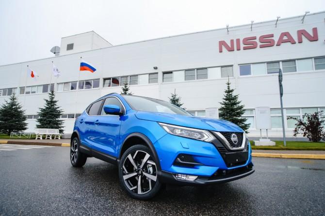 Объявлены комплектации нового Nissan Qashqai для России