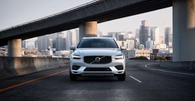 Volvo в феврале увеличила продажи в России более чем в 2 раза