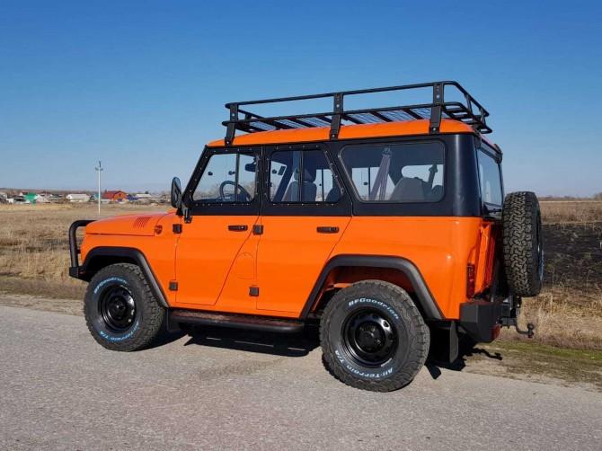 Armádny off-road pre civilistov: UAZ Hunter Expedition za 13 500 €!