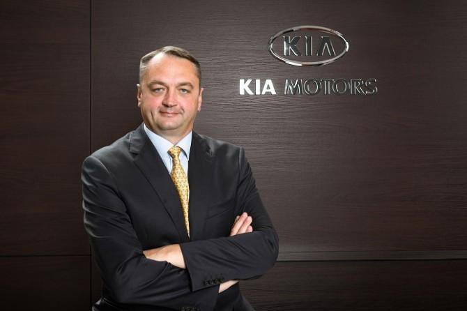 Александр Мигаль, управляющий директор KIA Motors Russia & CIS