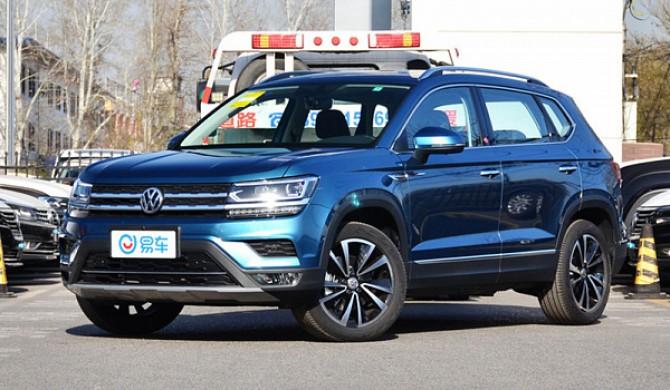 Volkswagen Tharu установил абсолютный рекорд продаж в Китае
