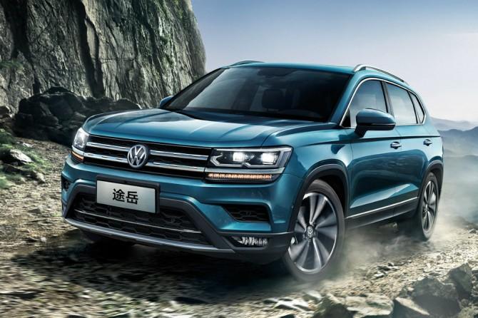 Стало известно название нового кроссовера Volkswagen для России