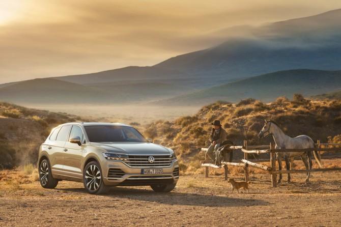 Volkswagen за 5 месяцев увеличил продажи в России на 3%