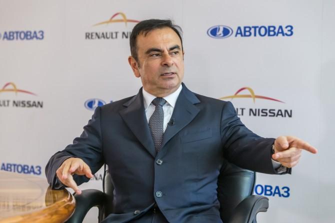 Карлос Гон исключен из совета директоров акционера АВТОВАЗа