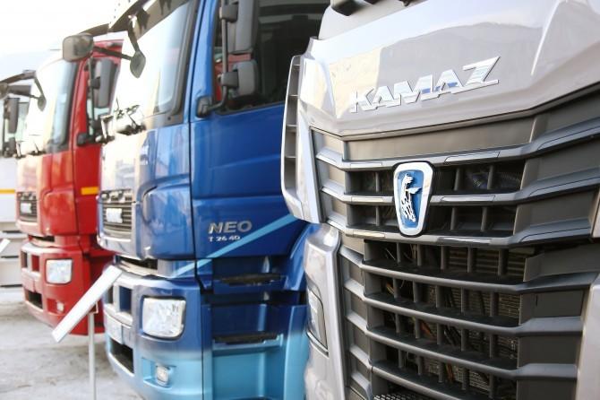 КАМАЗ может снизить прогноз своих продаж на 2019 год