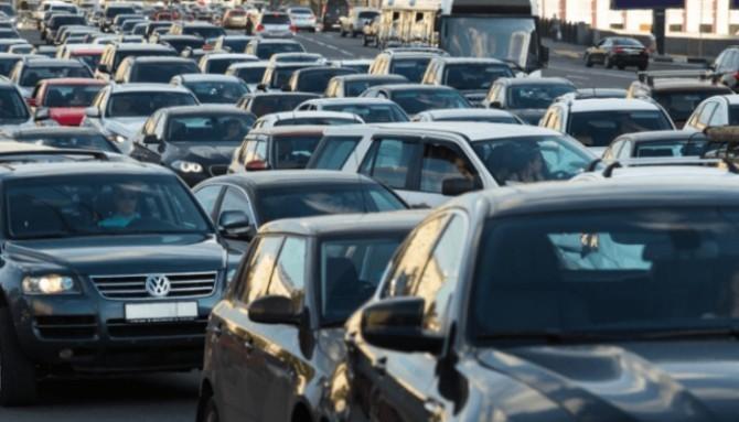 Среднегодовой пробег легкового автомобиля в россии