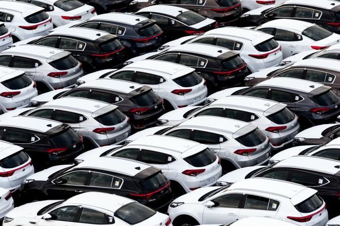 Выпуск легковых машин в июле вырос на 5%