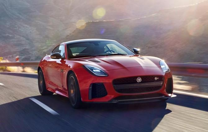 Новый Jaguar F-Type станет среднемоторным электрокаром