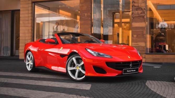 В России растут продажи новых автомобилей Ferrari