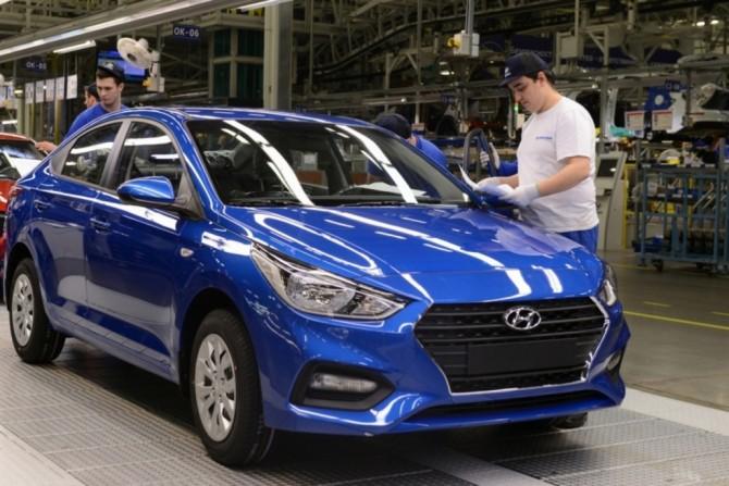 Петербургский завод Hyundai готовится к выпуску обновленных Solaris и Creta