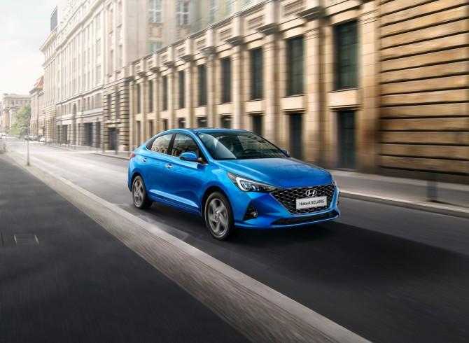 Hyundai выпустила лимитированную серию Solaris PROSAFETY