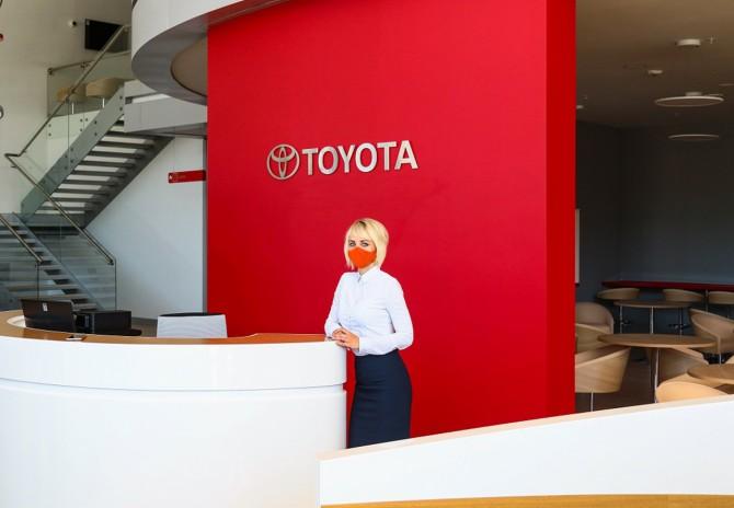 Дилеры Toyota завоевали самое большое количество наград в премии «АВТОДИЛЕР ГОДА»