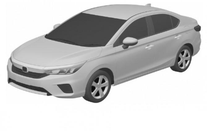 В России может появиться японский седан Honda City