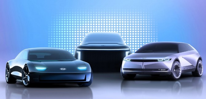 Hyundai Motors объявила о создании нового бренда IONIQ