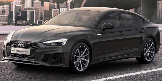 Обновленные Audi A4 и Audi A5 Sportback доступны для онлайн-заказа в России