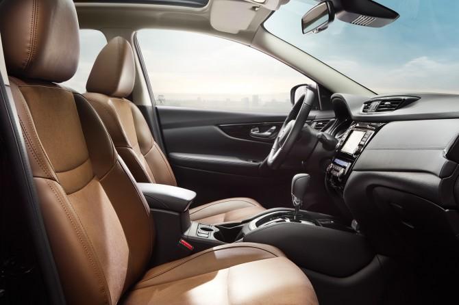 Nissan представил в России Qashqai 2020-го модельного года