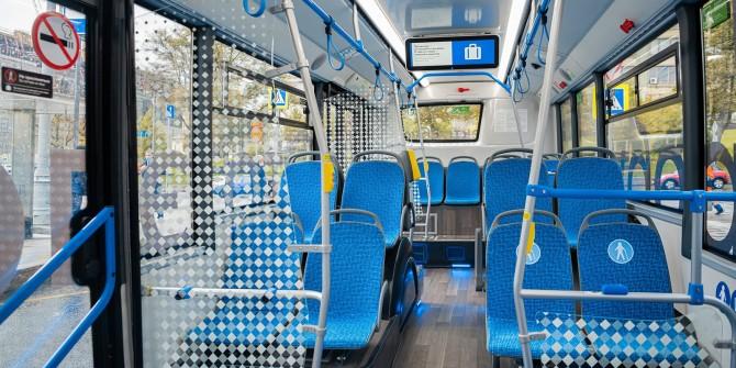 В автопарк Москвы поступил 500-й электробус