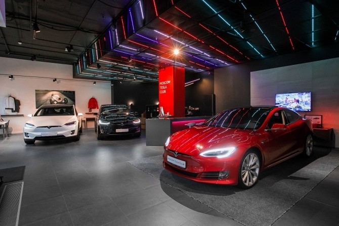 Количество электромобилей в России превысило 10 тысяч единиц