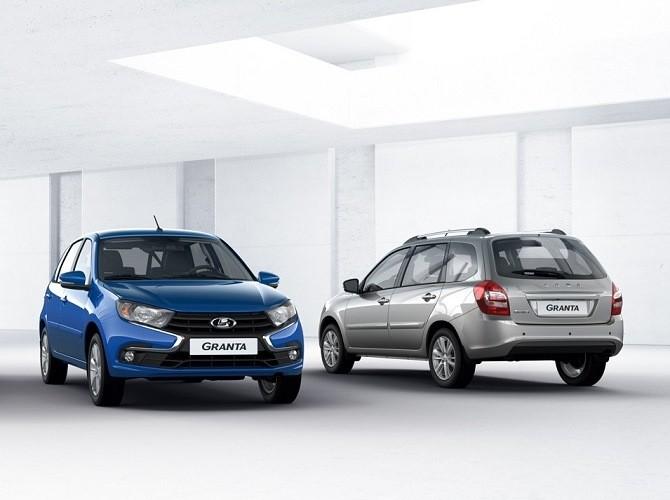 АВТОВАЗ досрочно возобновил выпуск моделей LADA Granta и Niva Legend