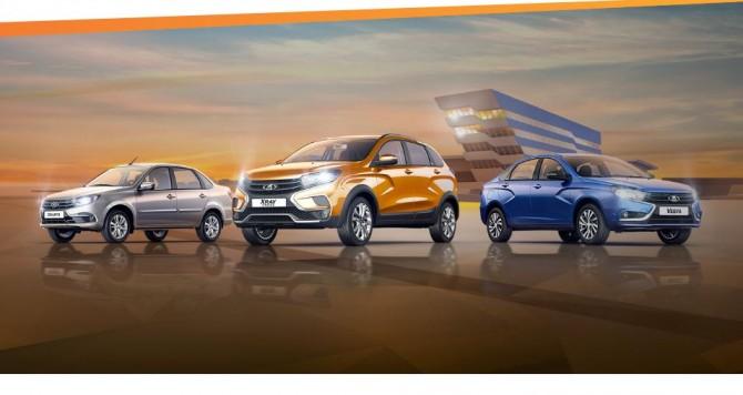 С 1 июля автомобили LADA стали дороже на 10 – 30 тысяч рублей