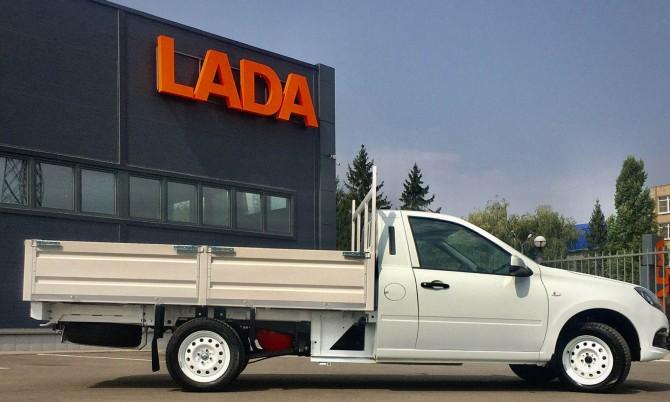 LADA Granta получит новую грузовую модификацию