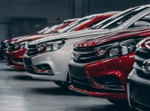 Статистика продаж автомобилей лада