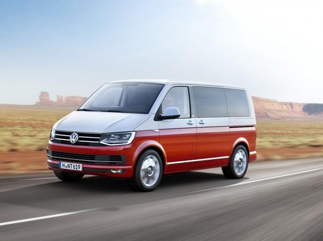 Volkswagen в июле увеличил продажи LCV в России на 5%