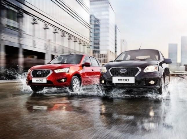 Продажи Datsun в июле выросли на 34%
