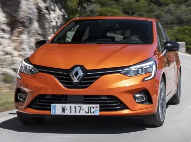 Renault Clio в мае вновь стал европейским бестселлером