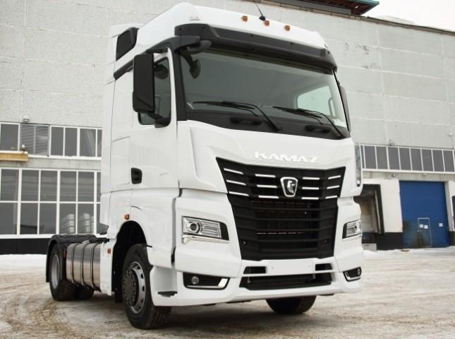 КАМАЗ наращивает выпуск грузовиков нового поколения