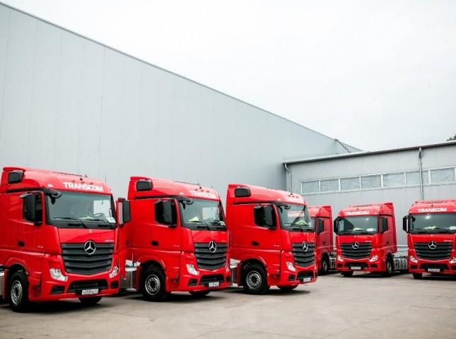 Рынок новых грузовиков в апреле показал двукратный рост