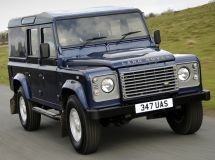 Land Rover Defender будет выпускаться до 2017 года