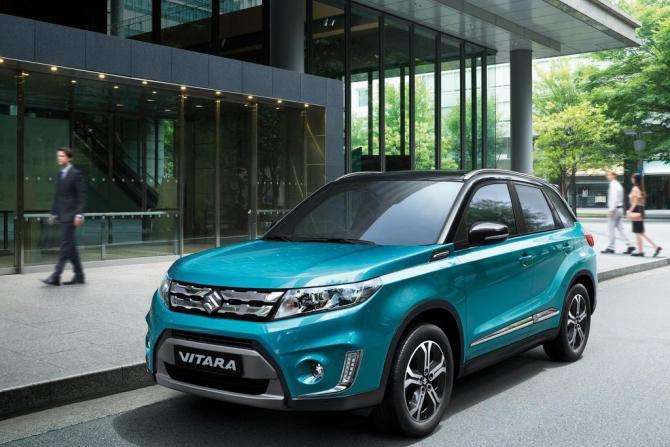 В этом 2016-ом  Сузуки  привезет в Российскую Федерацию  турбированную Vitara и улучшенный  SX4