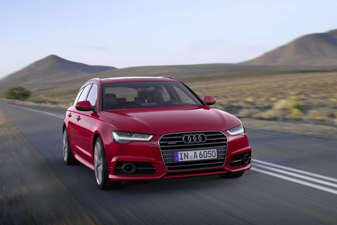 Обновленные Audi A6 и A7 поступят в продажу в июле