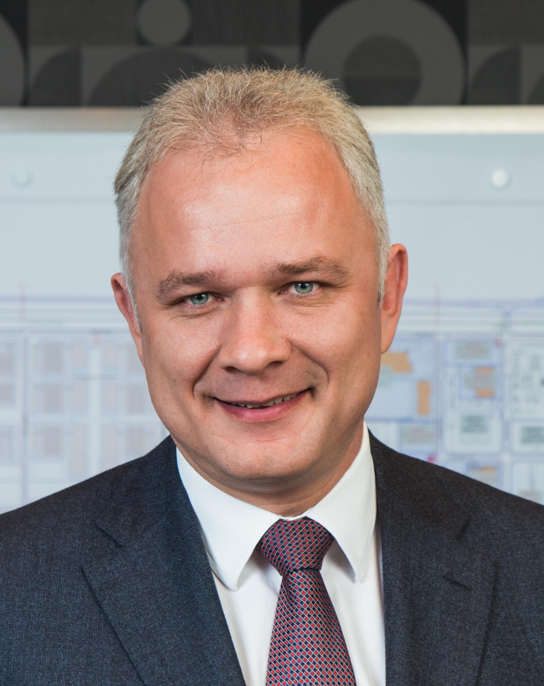 Алексей Пахоменко, генеральный директор АО «ОЭЗ ППТ «Тольятти» («АВТОСТАТ»)