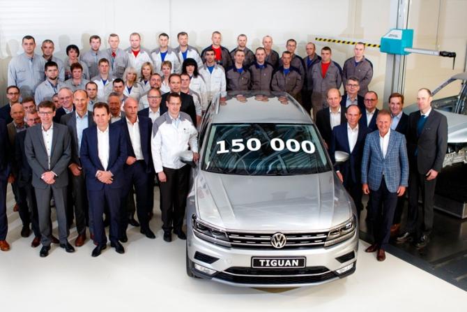 VW свернул выпуск нескольких моделей в РФ